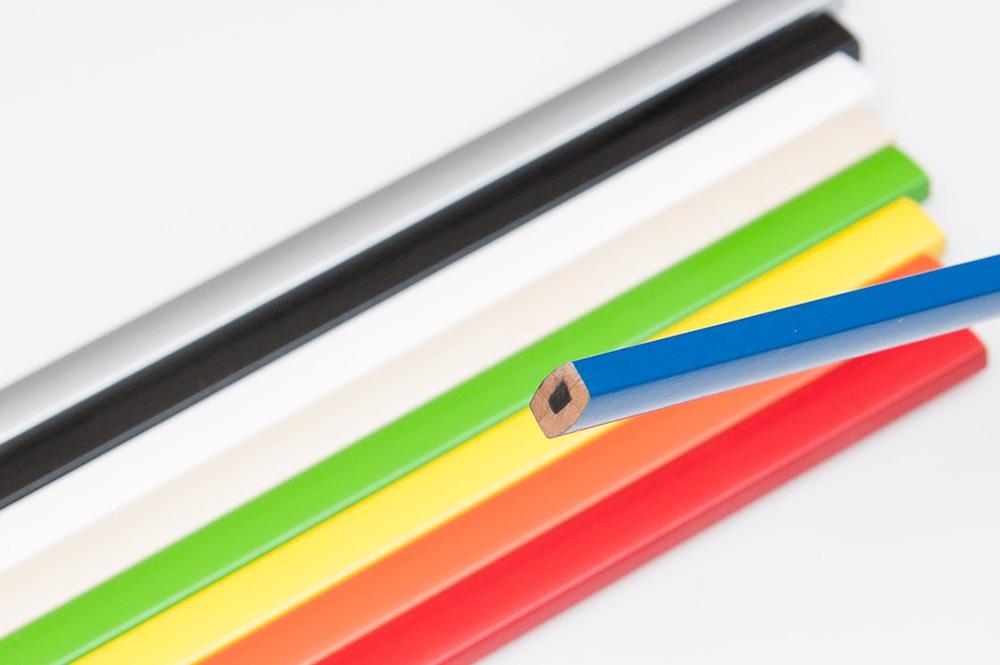 ołówki budowlane