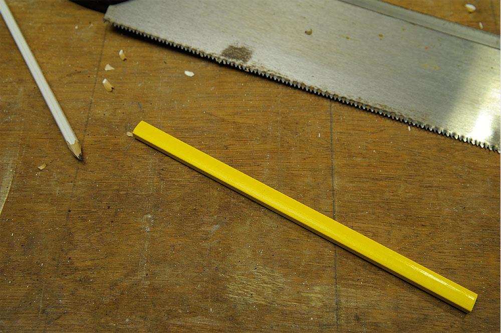 ołówki budowlane producent